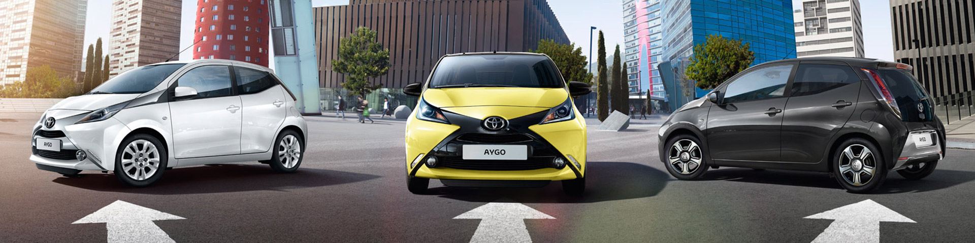 Toyota Aygo Business Deal